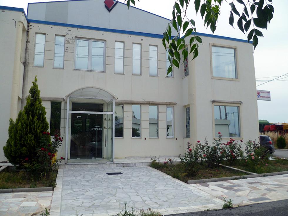 Η εταιρεία «Υαλοτεχνική» Μαξιμιάδης