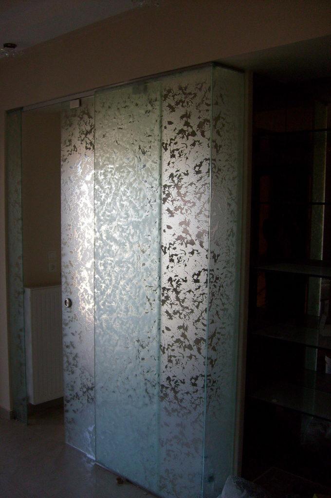 Γυάλινες Πόρτες
